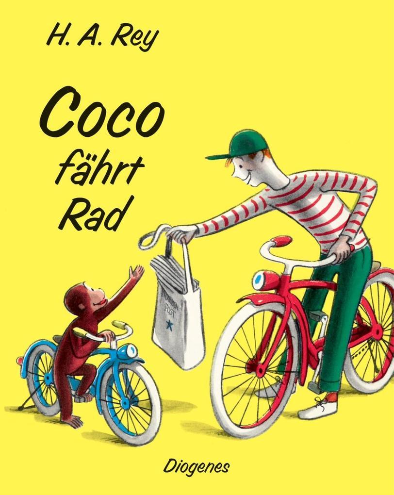 Coco fährt Rad als Buch