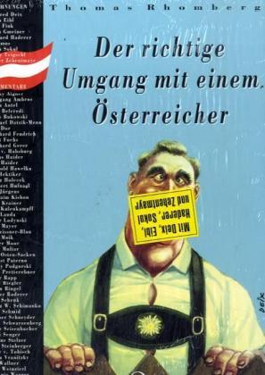 Der richtige Umgang mit einem Österreicher als Buch