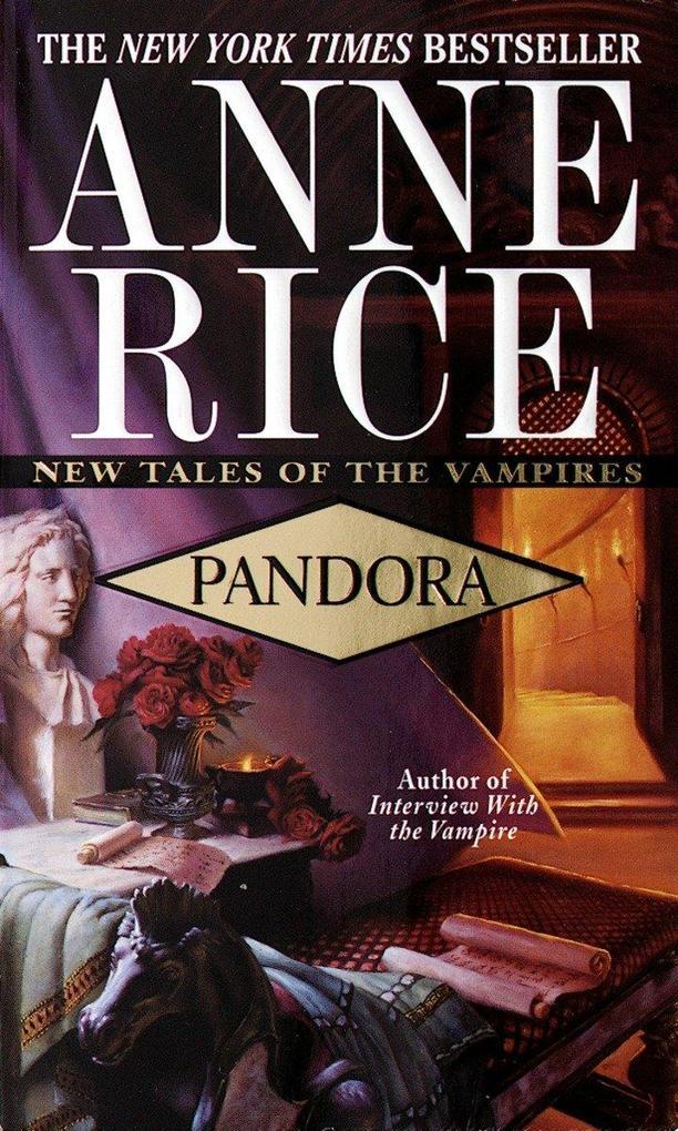 Pandora: New Tales of the Vampires als Taschenbuch