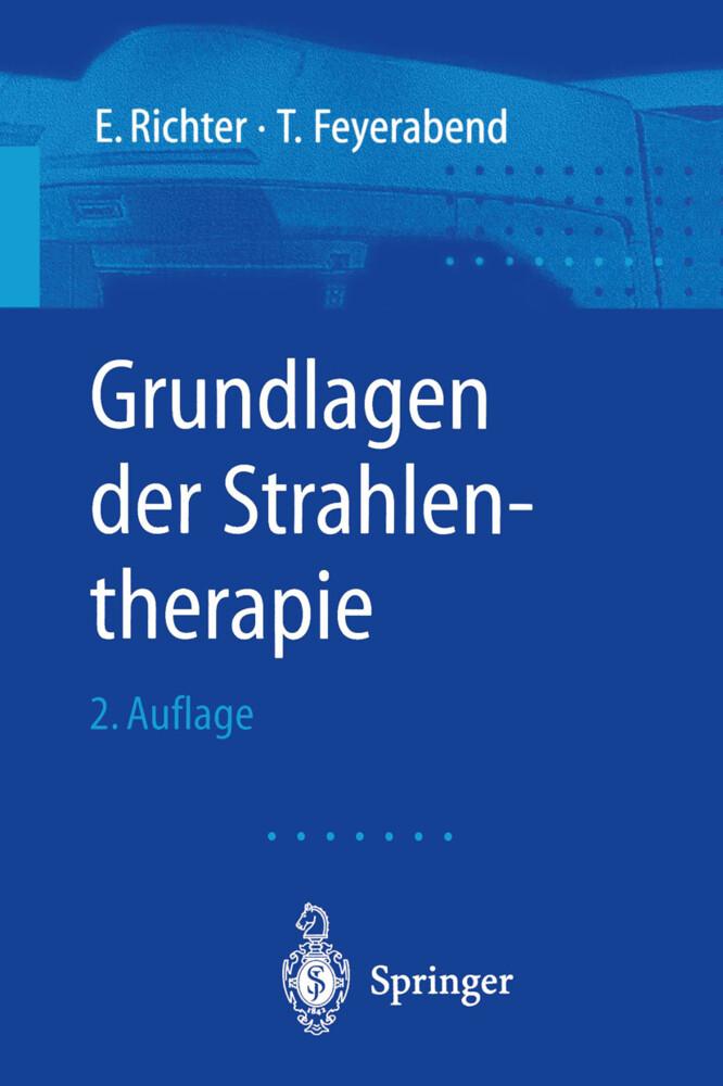 Grundlagen der Strahlentherapie als Buch