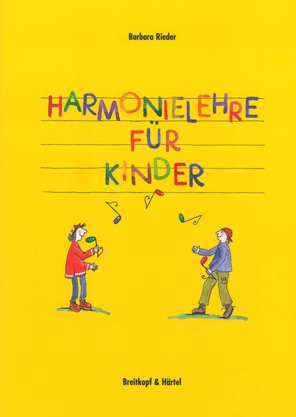 Harmonielehre für Kinder als Buch