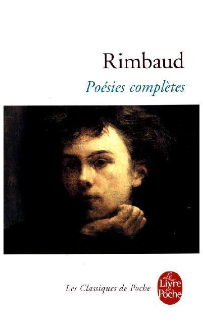 Poesies completes als Taschenbuch