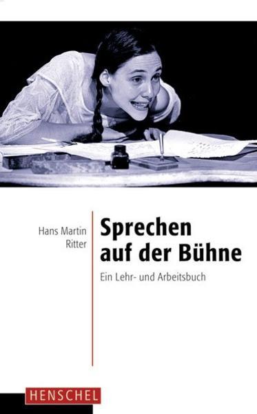 Sprechen auf der Bühne als Buch (gebunden)