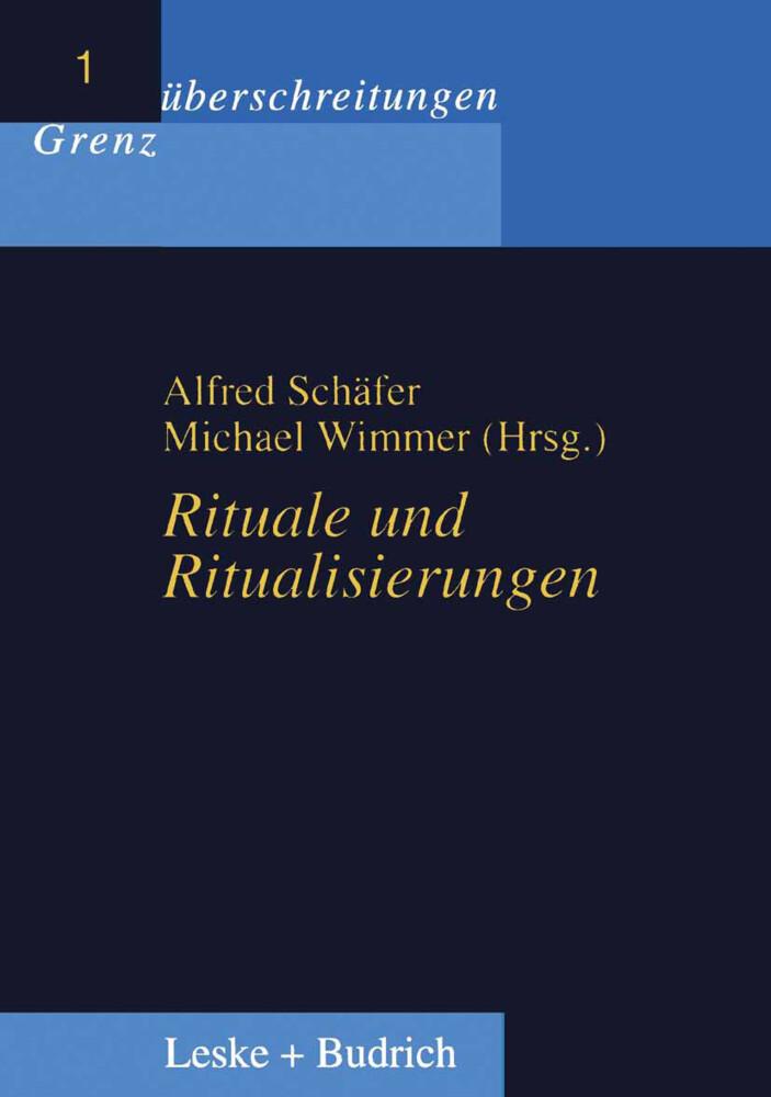 Rituale und Ritualisierungen als Buch