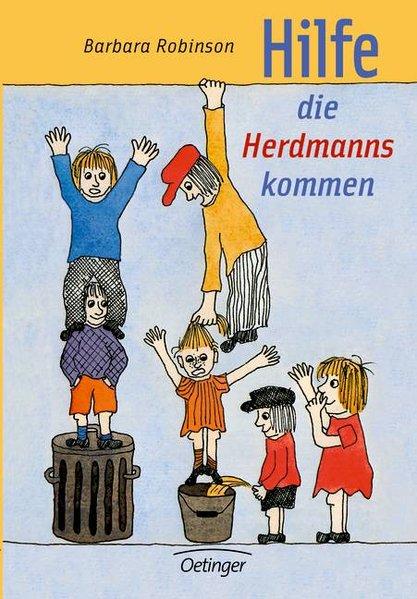 Hilfe, die Herdmanns kommen als Buch