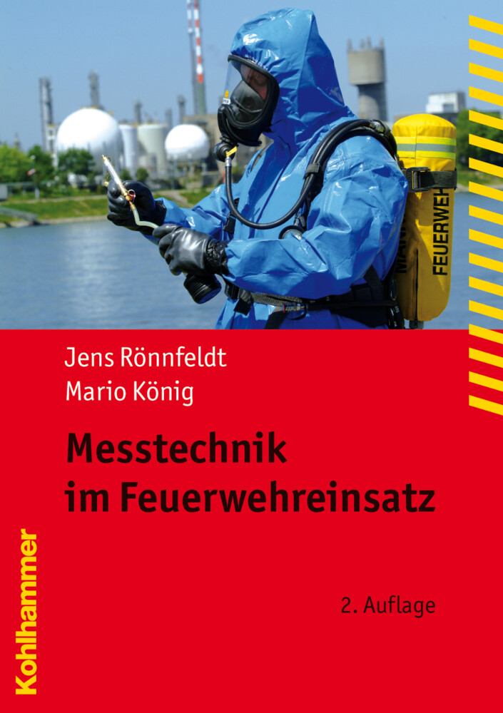 Messtechnik im Feuerwehreinsatz als Buch
