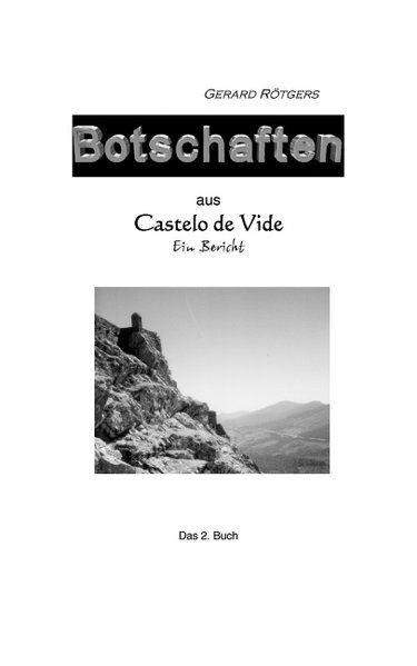 Botschaften aus Castelo de Vide als Buch