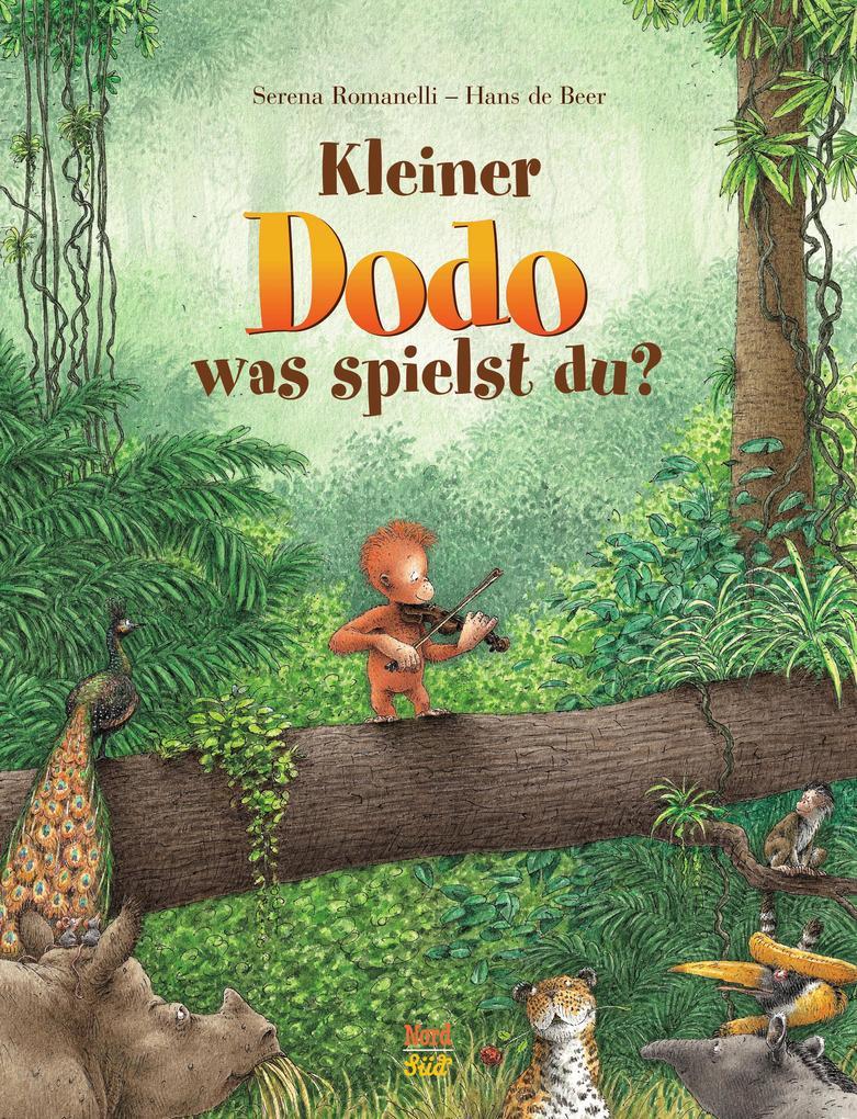 Kleiner Dodo, was spielst du? als Buch