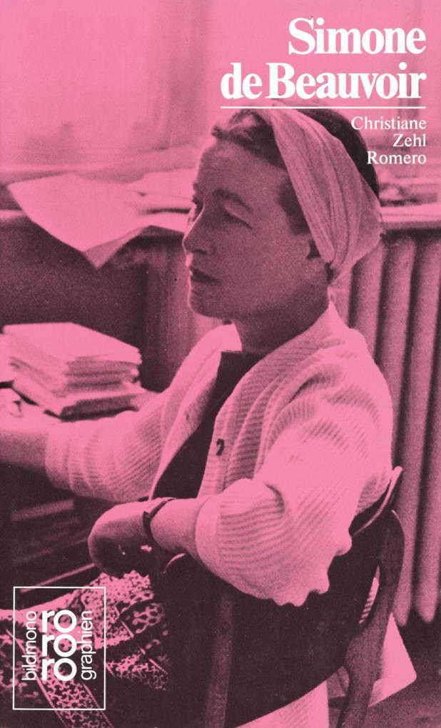 Simone de Beauvoir als Taschenbuch