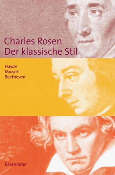 Der klassische Stil. Haydn, Mozart, Beethoven als Buch