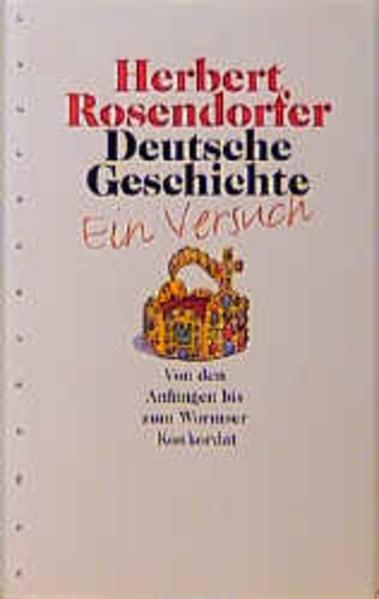 Deutsche Geschichte 1. Ein Versuch als Buch