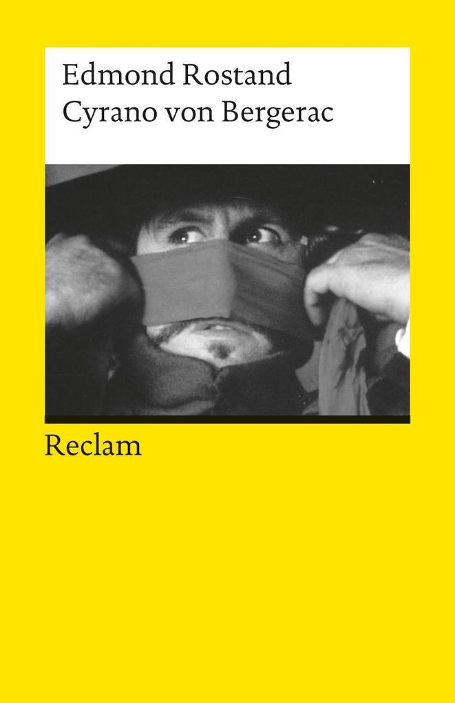Cyrano von Bergerac als Taschenbuch von Edmond Rostand