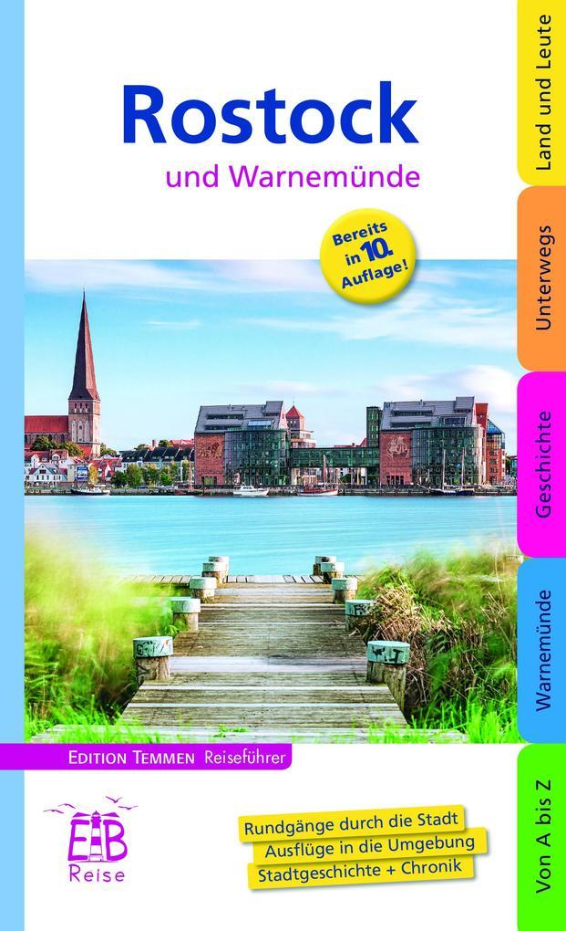 Rostock und Warnemünde als Buch