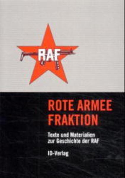 Rote Armee Fraktion als Buch