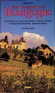 Von Burgund zur Bourgogne als Buch