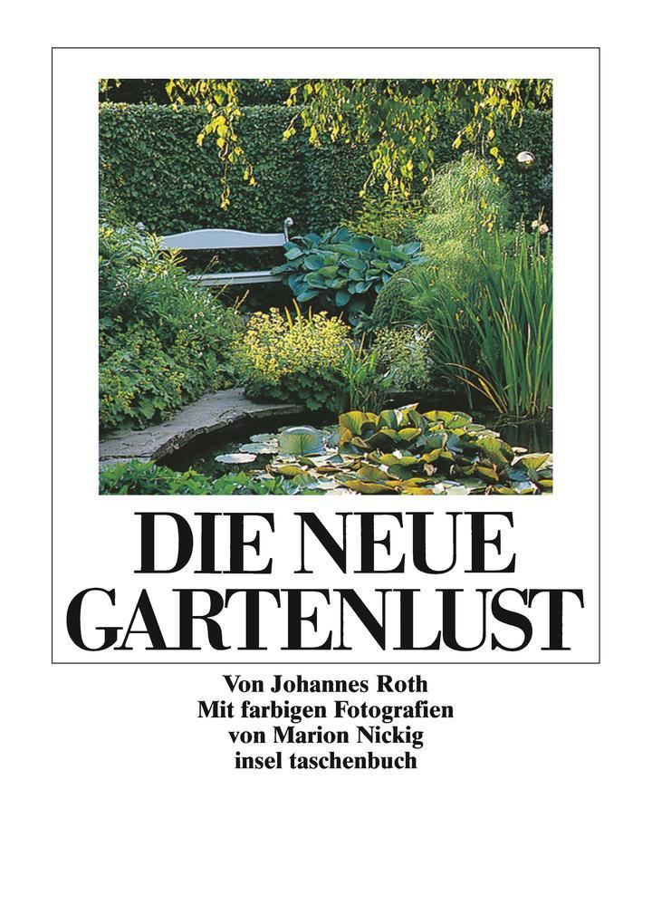 Die neue Gartenlust als Taschenbuch