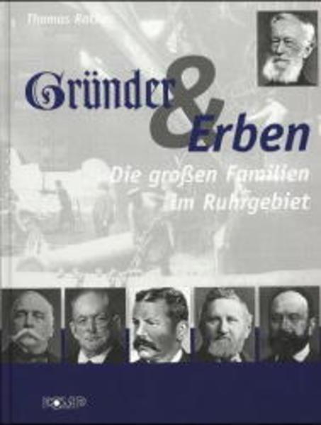 Gründer und Erben als Buch