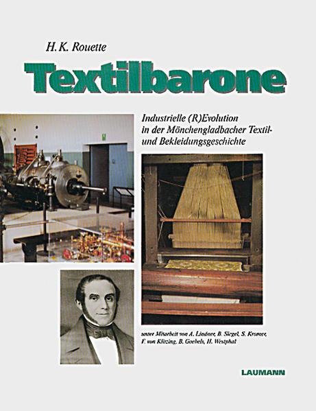 Textilbarone als Buch