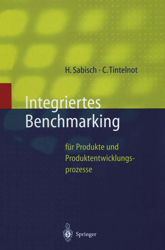 Integriertes Benchmarking als Buch