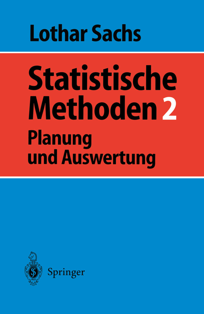 Statistische Methoden 2 als Buch