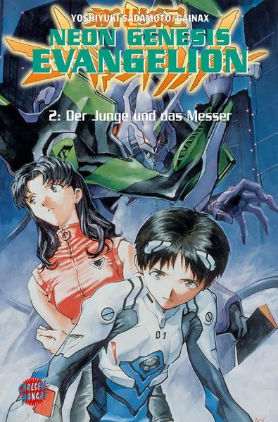 Neon Genesis Evangelion 02. Der Junge und das Messer als Buch (kartoniert)