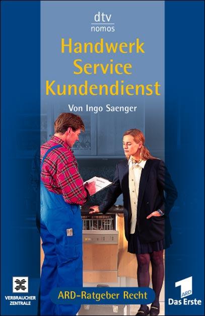Handwerk - Service - Kundendienst als Taschenbuch