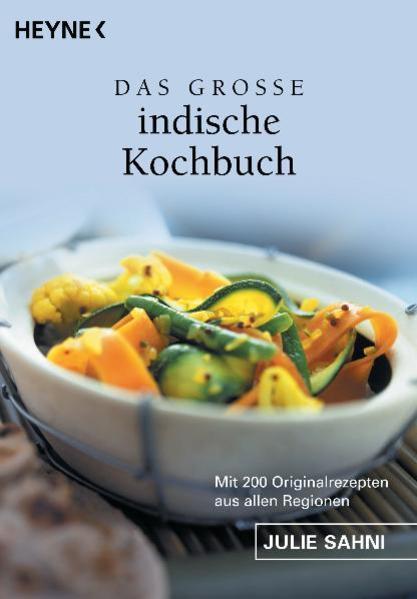 Das große indische Kochbuch als Taschenbuch