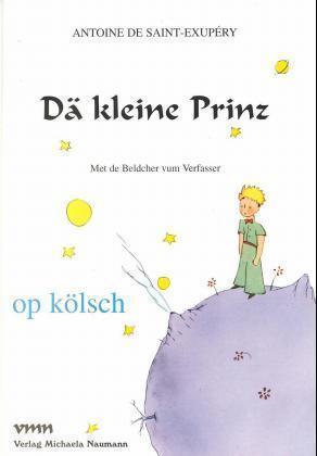 Dä kleine Prinz als Buch