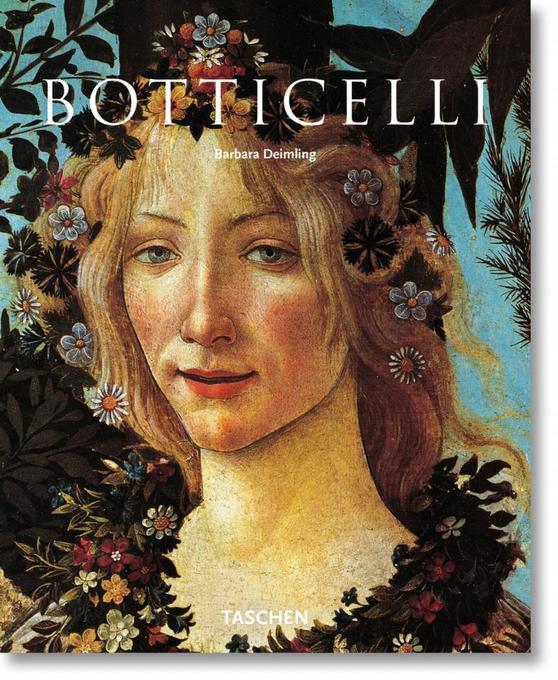Sandro Botticelli 1444/45 - 1510 als Buch
