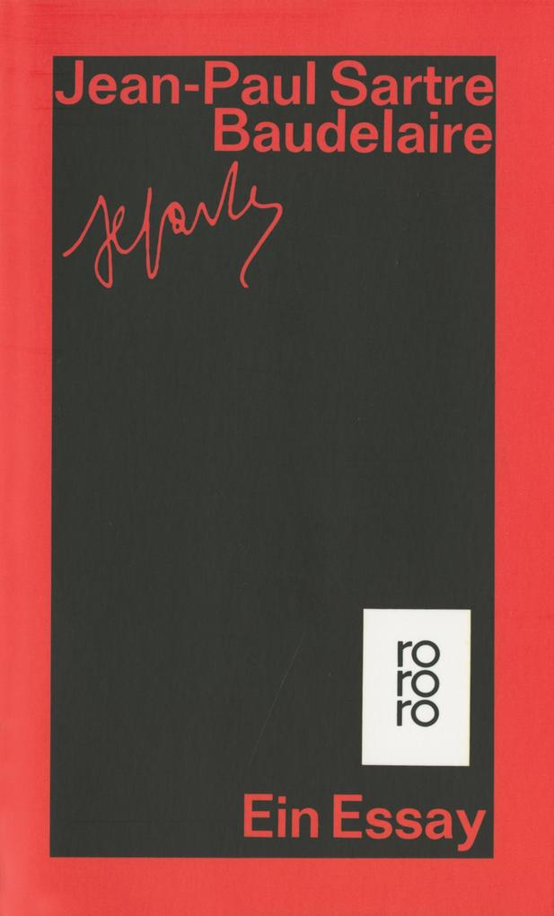 Baudelaire als Taschenbuch