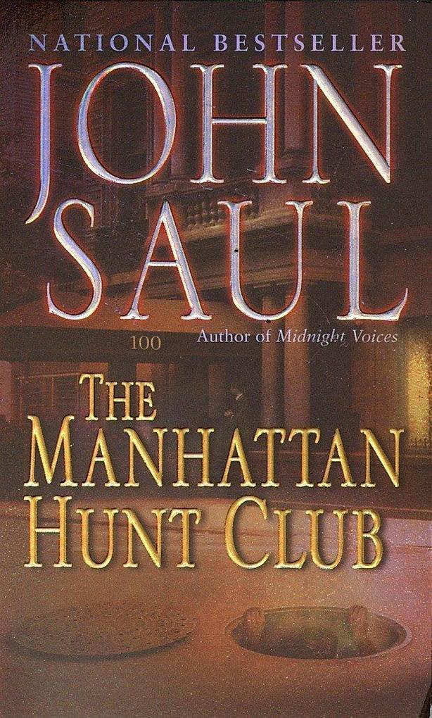 Manhattan Hunt Club als Taschenbuch