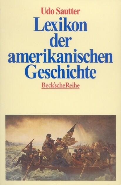 Lexikon der amerikanischen Geschichte als Taschenbuch