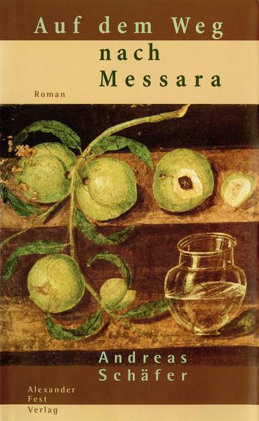 Auf dem Weg nach Messara als Buch