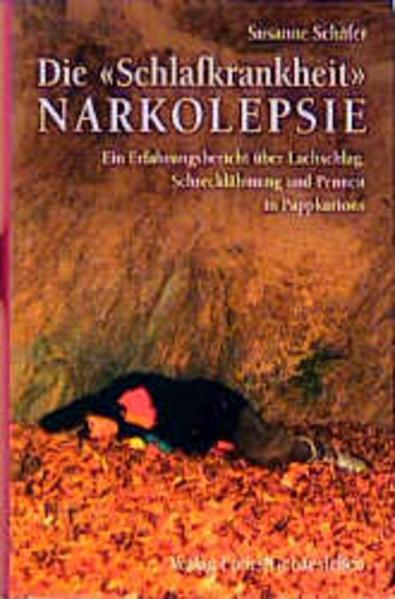 Die Schlafkrankheit Narkolepsie als Buch