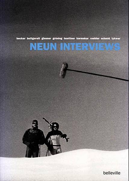 Neun Interviews als Buch