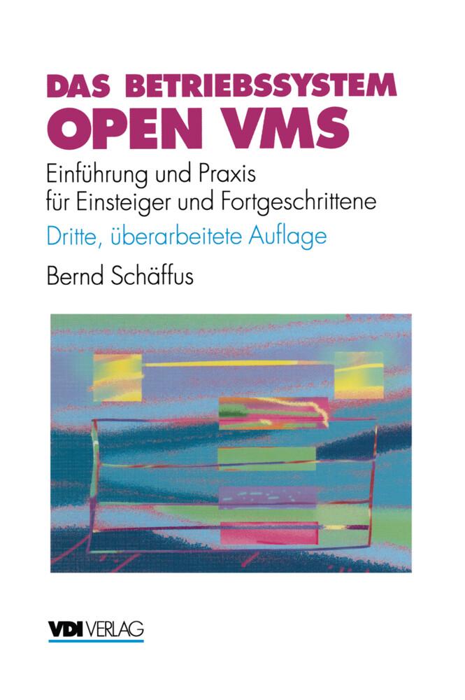 Das Betriebssystem Open VMS als Buch