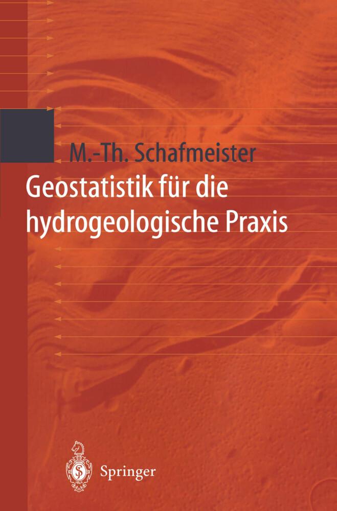 Geostatistik für die hydrogeologische Praxis als Buch