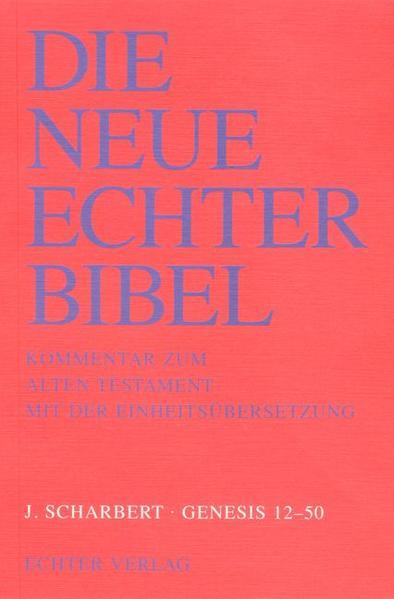 Genesis 12 - 50 als Buch