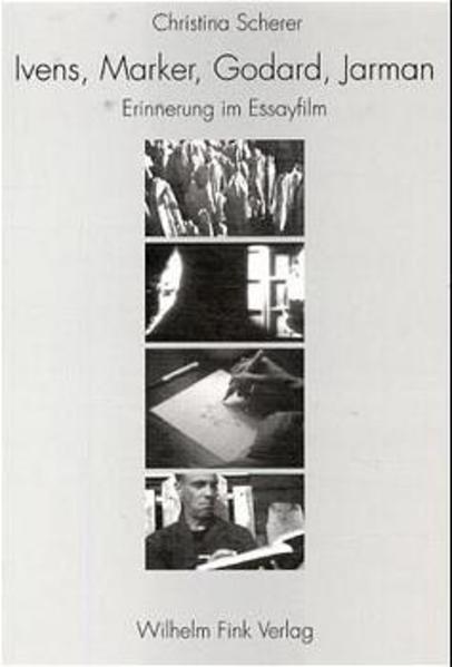 Ivens, Marker, Godard, Jarman als Buch