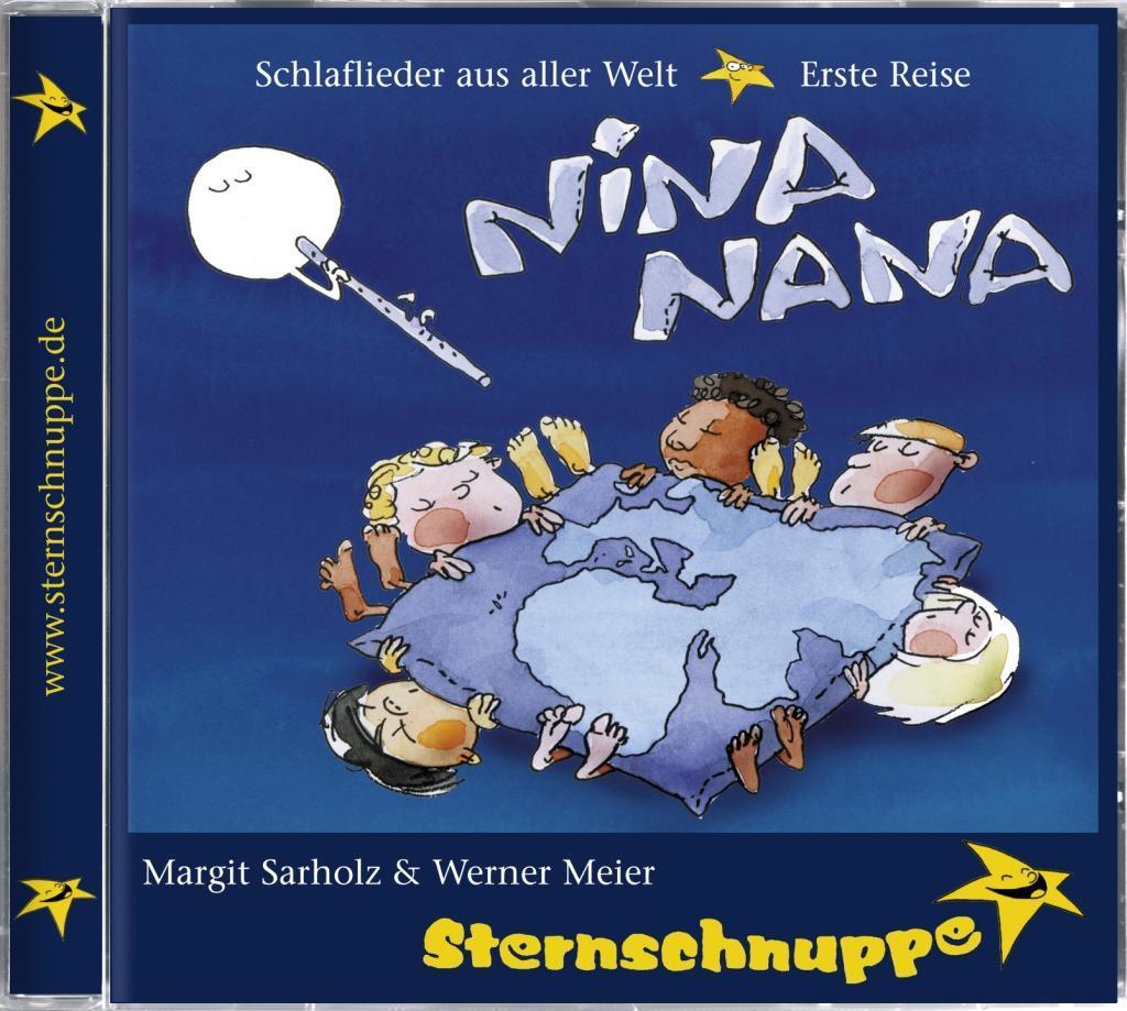 Schlaflieder aus aller Welt 1. Nina Nana als Hörbuch