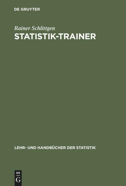 Statistik-Trainer als Buch