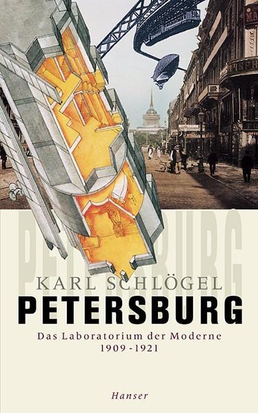 Petersburg als Buch