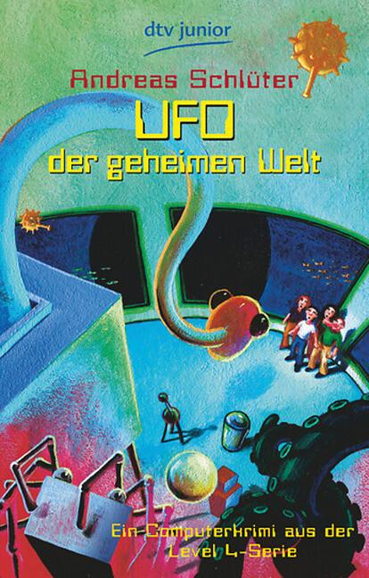 Ufo der geheimen Welt als Taschenbuch