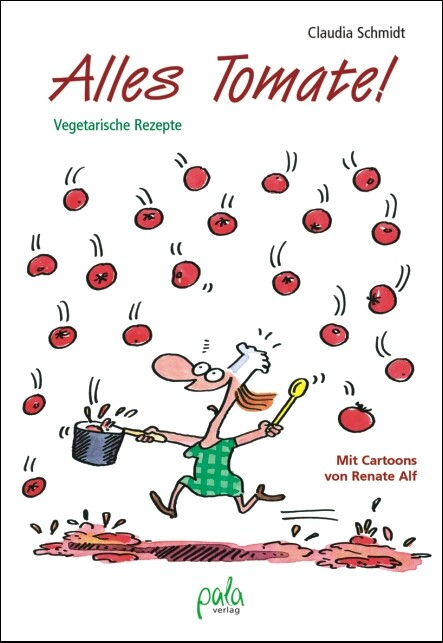 Alles Tomate! als Buch