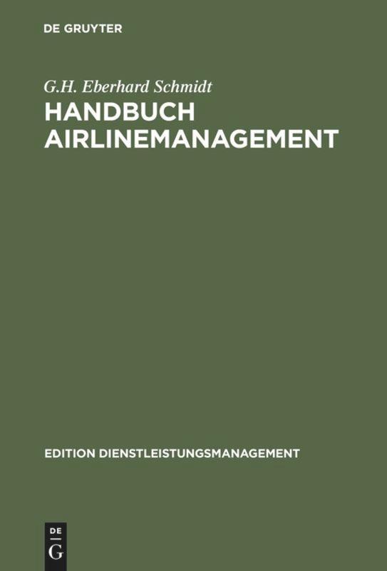 Handbuch Airlinemanagement als Buch