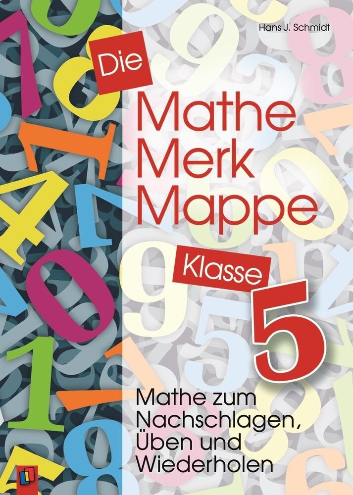 Die Mathe-Merk-Mappe 5. Klasse. RSR als Buch