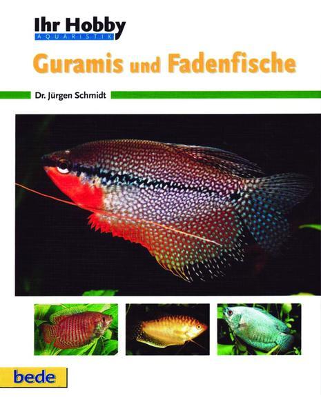 Ihr Hobby Guramis und Fadenfische als Buch