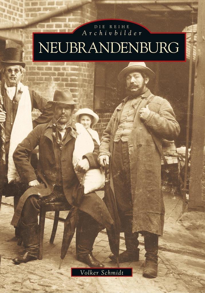 Neubrandenburg als Buch