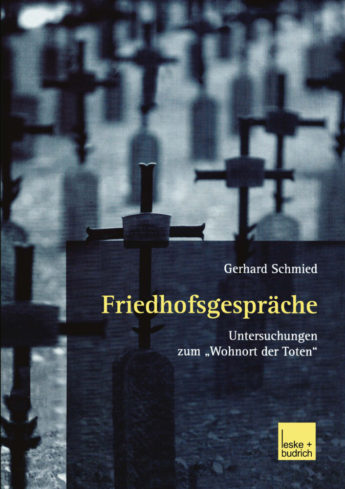 Friedhofsgespräche als Buch