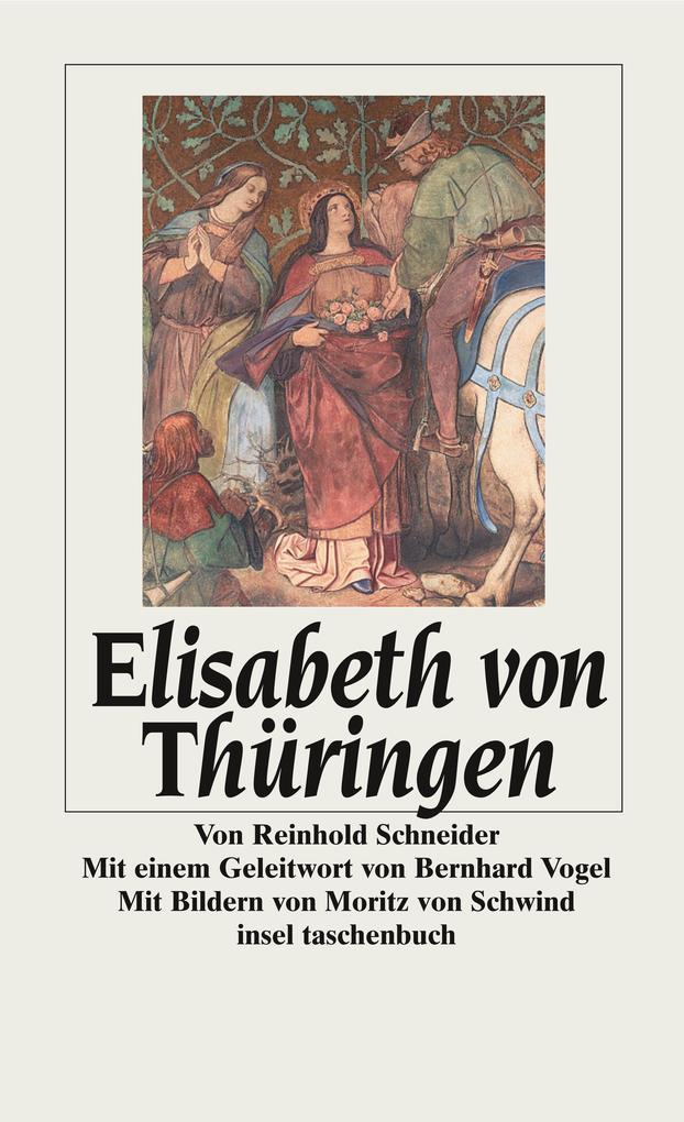 Elisabeth von Thüringen als Taschenbuch
